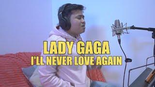 Lady gaga - i'll never love again ( cover )