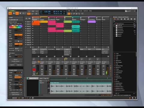 Bitwig Studio Linux overview