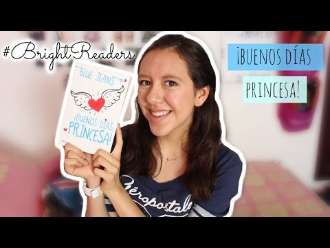 #brightreaders---buenos-días-princesa
