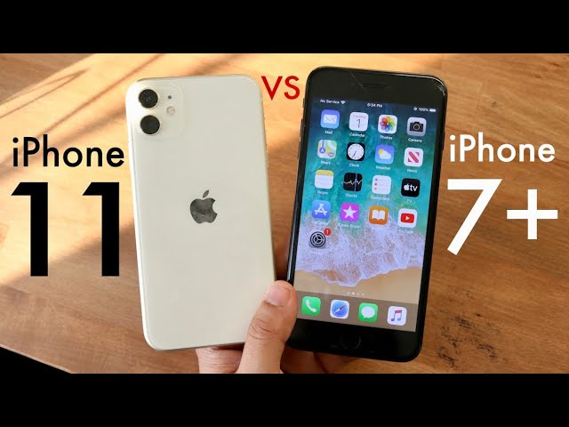 Iphone 11 Vs Iphone 7 Plus Comparison Review Youtube