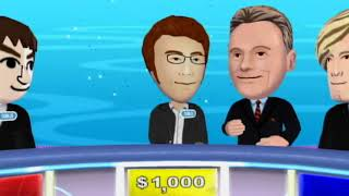Wheel Of Fortune Wii 3rd Run Game 10