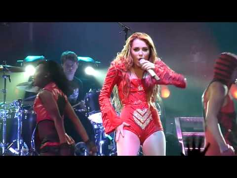 Miley Cyrus - Who Owns My Heart HD - Live From Brisbane Australia