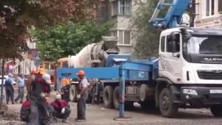 Смотреть видео бетон борисполь
