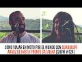 Cómo viajar en moto por el mundo con Guada Araoz [Show #124]