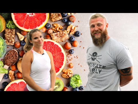 Top Foods to Eat For High Intensity Training | Phil Daru