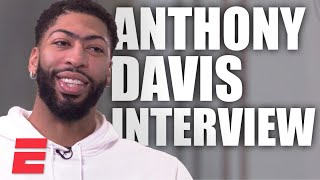 Anthony Davis' exclusive interview: LeBron, Kobe, Lakers and NBA All-Star in Chicago | NBA on ESPN