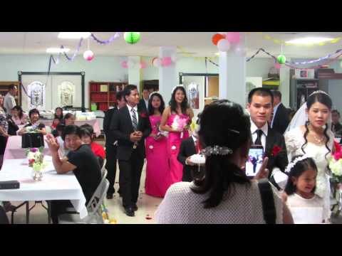 Karenni Comunity Of Lowell (Bwe Mar & Boe Meh) Wedding Ceremony