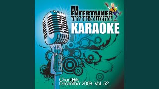 If He Should Ever Leave You (In the Style of Tom Jones) (Karaoke Version)