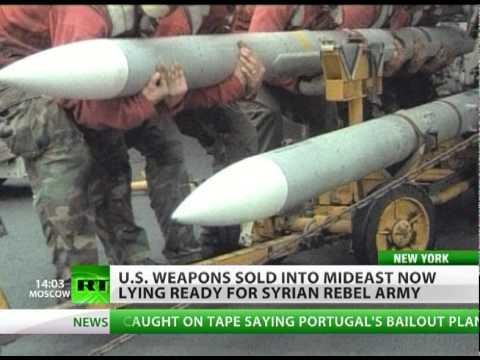 Good Guns, Bad Guns? US arms in reach of Syria rebels
