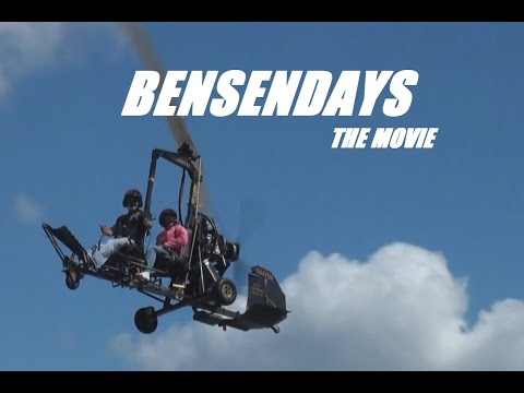 BENSEN DAYS Gyroplane Movie
