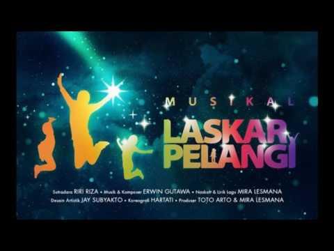 Musikal Laskar Pelangi - Anak Pelangi