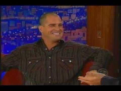 George Eads on The Late Late  2006