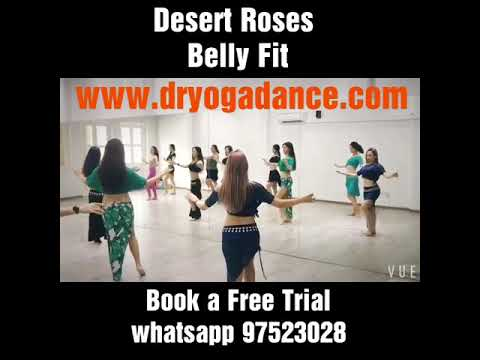 Desert Roses Belly Fit Class