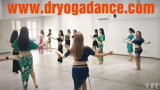 Belly Dance Class in Singapore -  新加坡舞蹈课程肚皮舞
