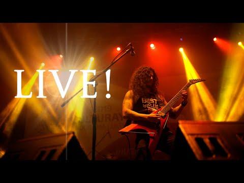 Charlie Parra - PHOENIX (LIVE)