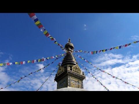 Nepal Himalaya Pavillon Wiesent