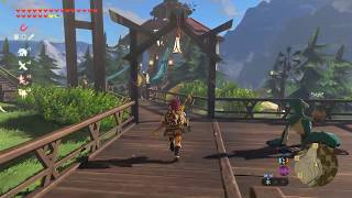 CEMU 1.9.0 Preview: The Legend of Zelda: Breath of the Wild at 4k with solid framerates