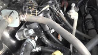 Видео ГБО на Lexus LX 570. ГБО A.E.B. Харьков. Газ на Лексус ЛХ 570