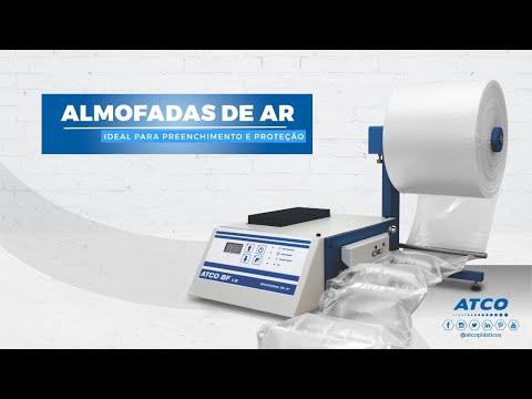 Sistema Almofada de Ar Atco Plasticos