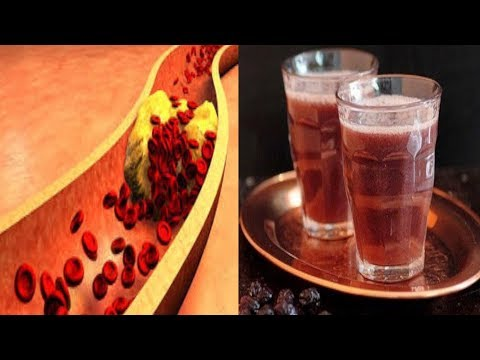 This Drink Will Unclog Arteries And Protect Against Heart Diseases!
