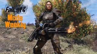 Fallout 4 Mods Weekly - Week 51 (PC/Xbox One)