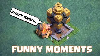 COC Funny Moments Montage | Glitches, Fails, Wins, and Troll Compilation #63
