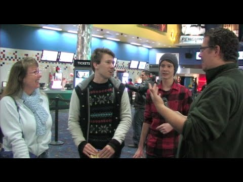 Movie Fans React To The Hobbit: The Battle of the Five Armies - Hobbit Trilogy Movie Review