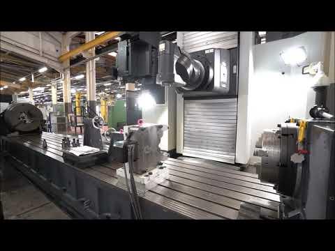 CORREANAYAK HVM-110 Bed-Type Milling Machine