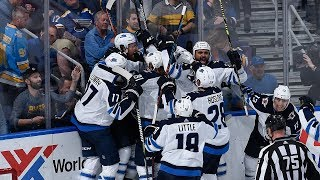 Kyle Connor wins it for Jets in overtime