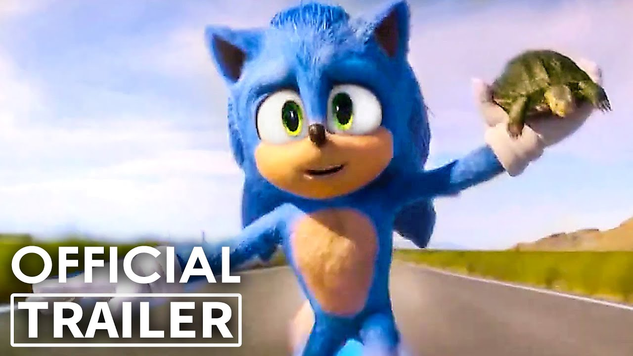 Sonic The Hedgehog Supersonic Turtle Trailer 2020 Youtube