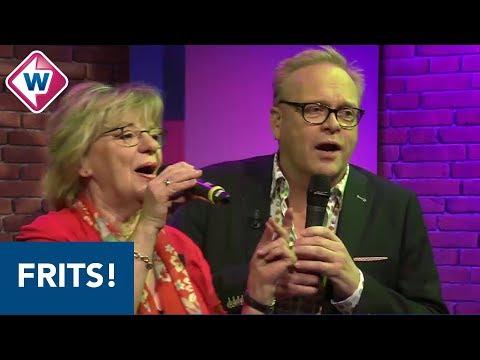 Talkshow FRITS! in het teken van het Eurovisie Songfestival