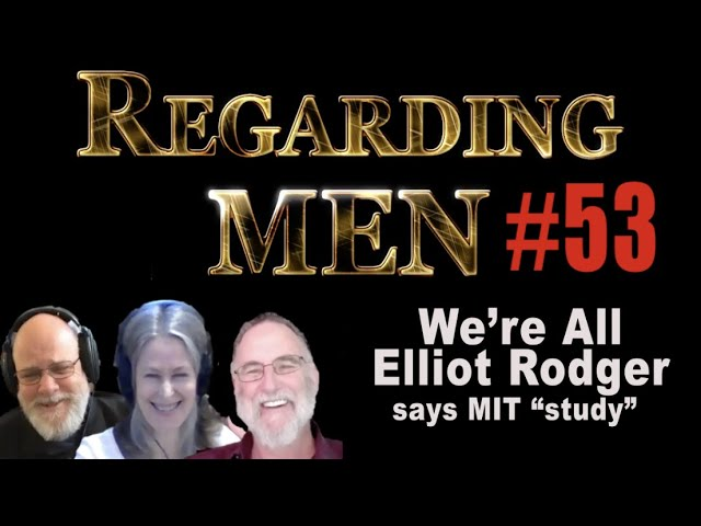We're All Elliot Rodger, Says MIT