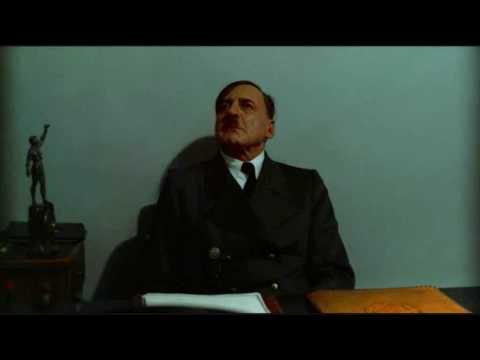 Hitler is experiencing technical difficulties