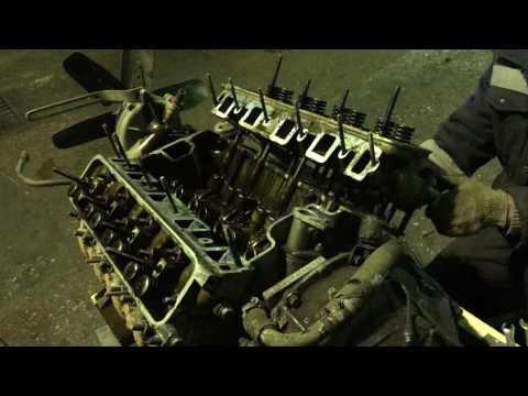 Разбираем двигатель на ГАЗ-66. Полная версия. Территория ШиШуни