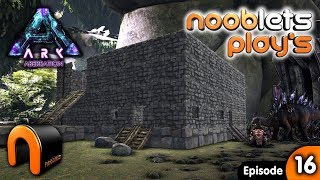 ARK ABERRATION – Nooblets Lets Play Episode 16
