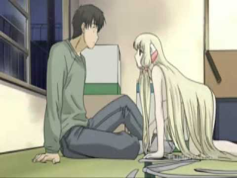 Come on closer chii , a chobits AMV