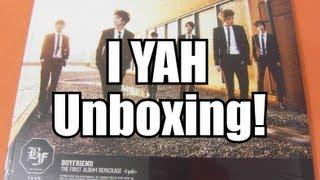 BOYFRIEND - I YAH Album Unboxing! Mp3