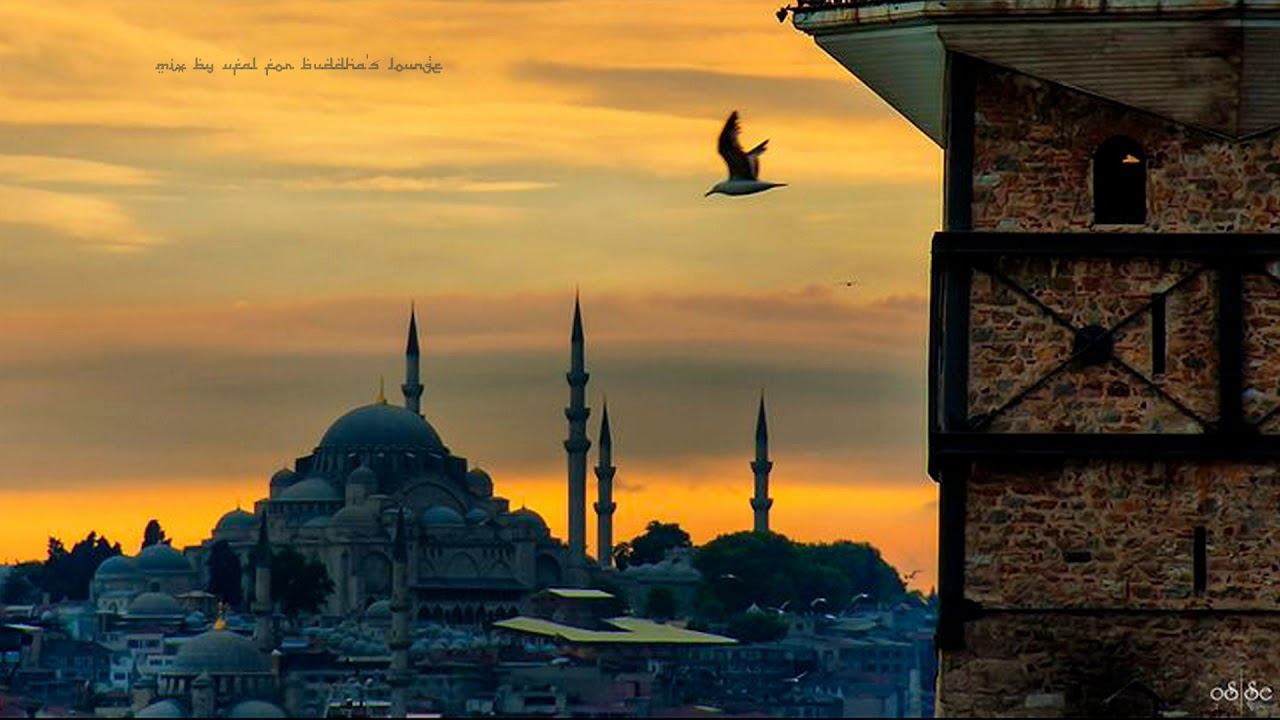 Istanbul Dreams - Instrumental Turkish Lounge Music