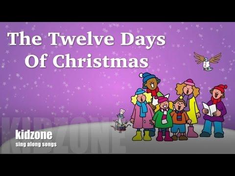 youtube the twelve days of christmas instrumental