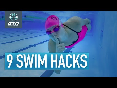 Top 9 Pool Swimming Hacks | Swim Training Tips