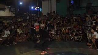DOUGIE BATTLE in Mayhaligue, Tondo Manila Part 1