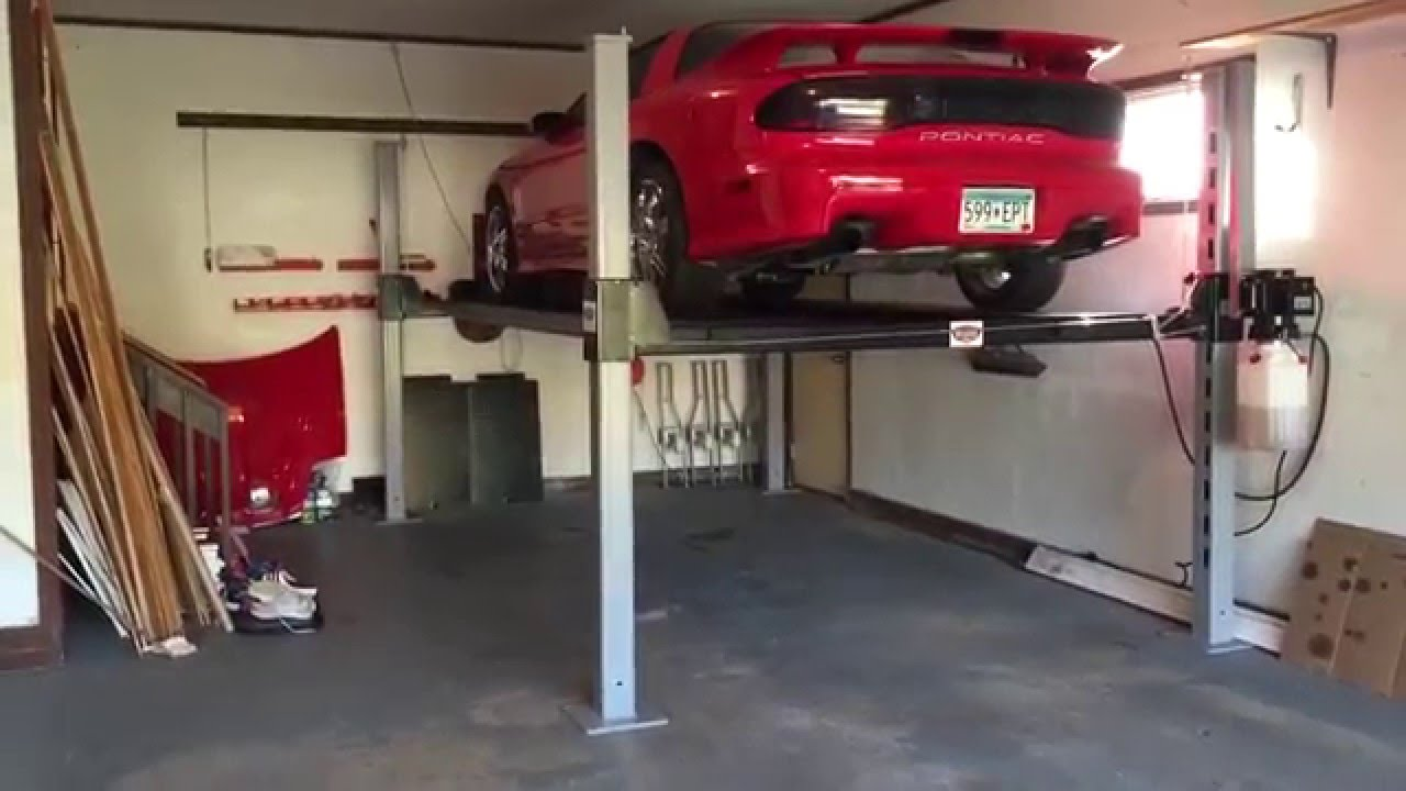 Car Lift Video Tour - Wildfire Lifts