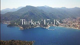Turkey'17-18 (Crystal de luxe Resort & Rpa,  Sentido Orka Lotus Beach)