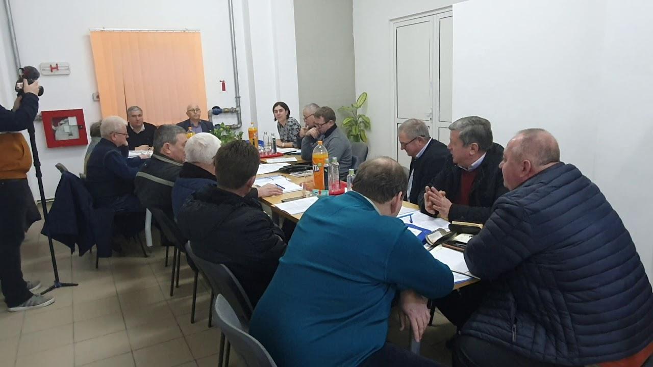 Consiliul Local Mihai Viteazu: Plan de acțiuni pentru asistați social (28.01.2020)