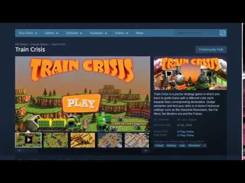 Train Crisis - puzzle strategy game