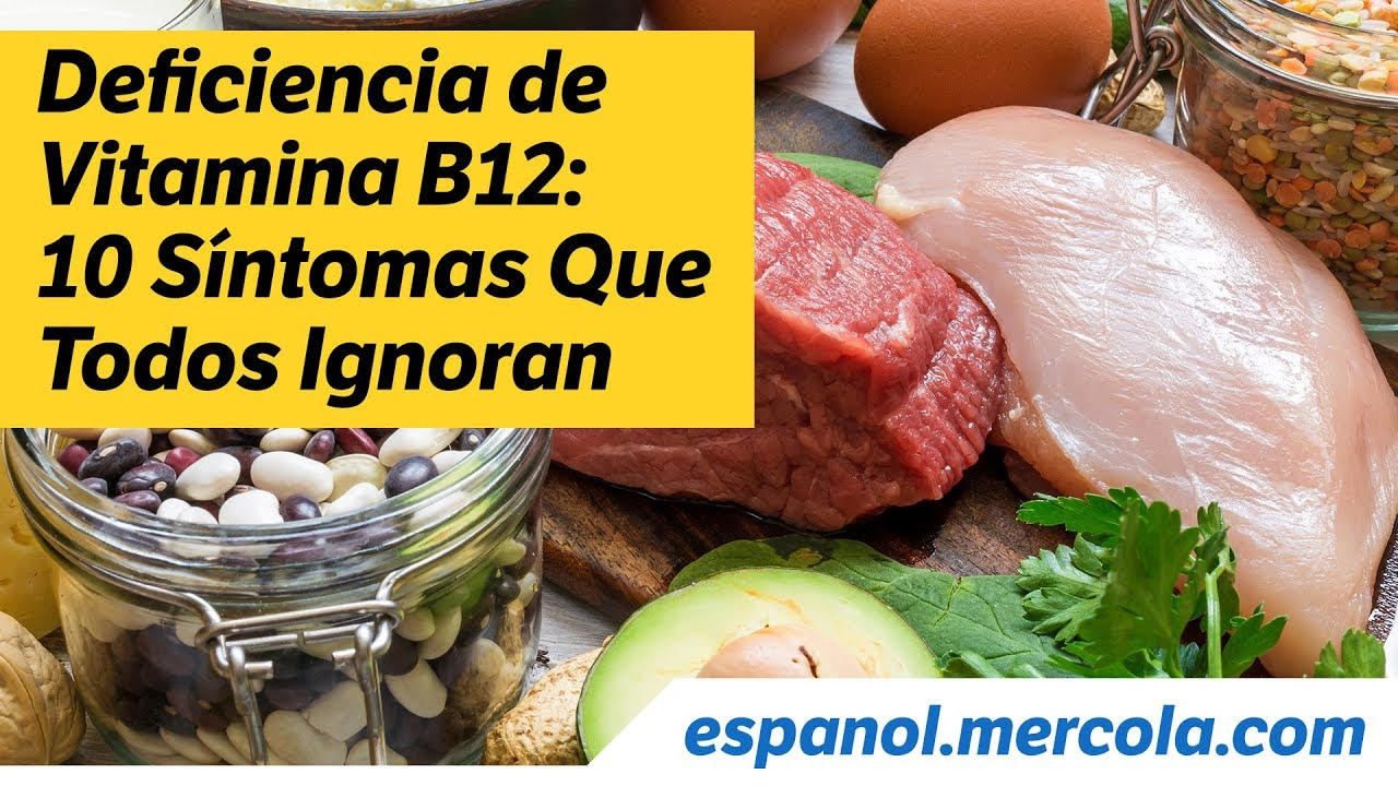 deficiencia vitamina b12 y embarazo