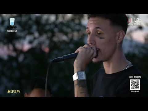 Deixe Me Ir (Knust E Baviera) | Live Kopo