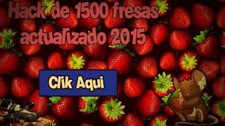 Hack de Fresas Actualizado Transformice 2015 - 2016 Funcionando!!