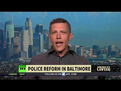 Former Baltimore Police Sergeant Explains Why Police Reform is Targeting the Wrong Things