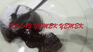 Kolay Çikolatalı Sufle Tarifi / Evde Sufle Nasıl Yapılır?